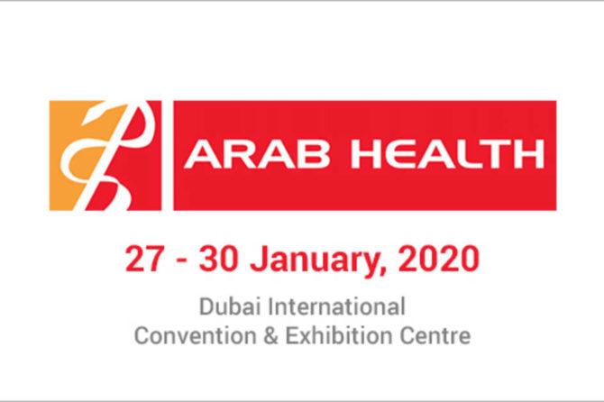 Prisotni bomo na sejmu Arab Health