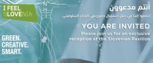 Vabilo na Arab Health